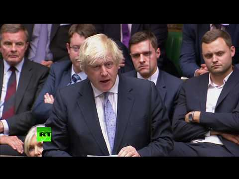LIVE: Boris Johnson gives his resignation statement to MPs