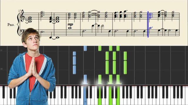 Bo Burnham - Sad - Piano Tutorial + Sheets