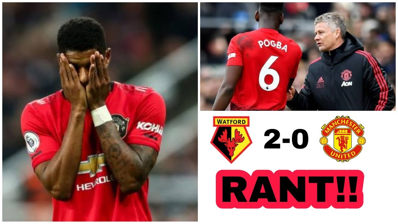 WHY SHOULD POGBA STAY? Watford 2-0 Man Utd post match reaction and analysis