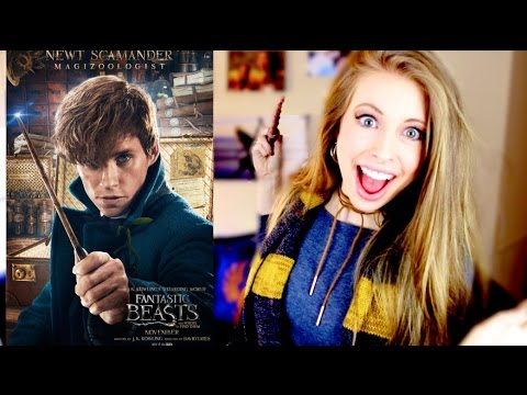 Fantastic Beasts and Where to Find them Movie Review and Discussion