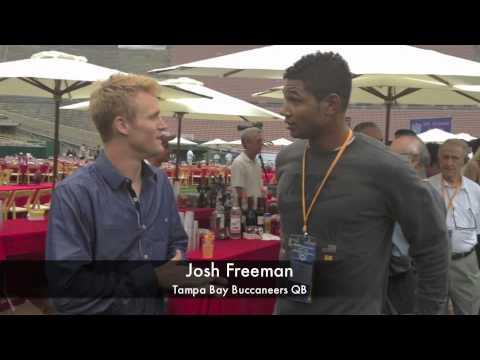 Interview with Josh Freeman 2012 Offseason