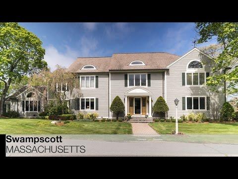 Video of 1 Stonecleave Lane | Swampscott, Massachusetts real estate & homes by Kathleen Murphy