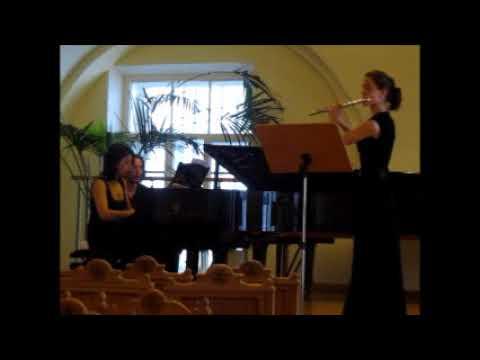 K. Reinecke: Sonata for Flute and Piano.