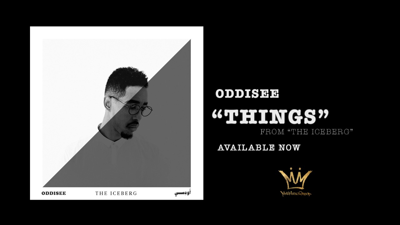 Oddisee's 'The Iceberg' Has A Trove Of Stories Beneath Its