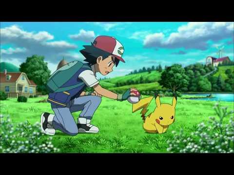 Pokemon AMV Be Somebody