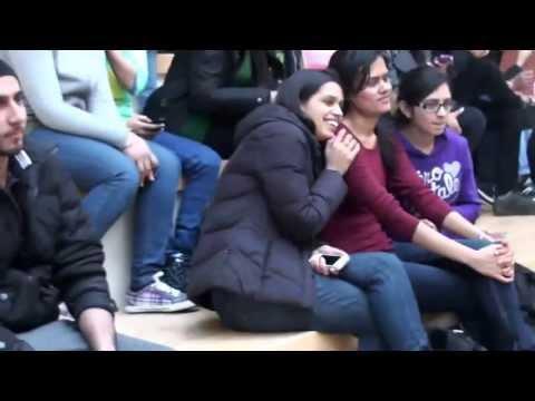 Sheridan College Desi Dudes Bhangra event
