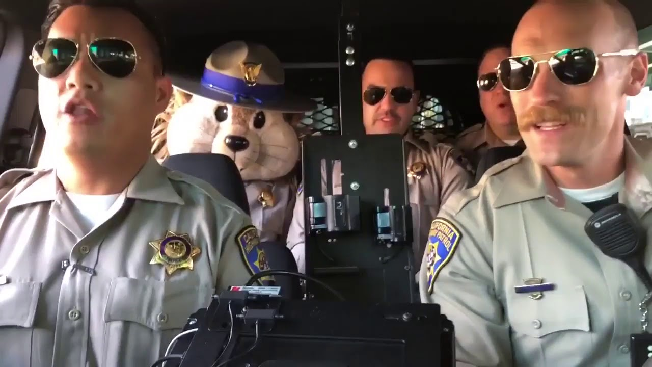 CHP San Francisco lip sync challenge