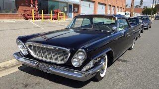 1961 Chrysler New Yorker 4 Door Hardtop