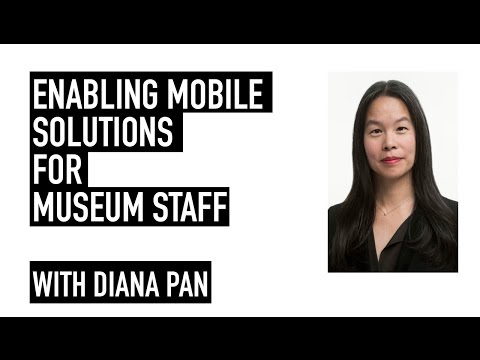 Enabling Mobile Solutions for Museum Staff | 2016 Summit on E-Commerce in Museums