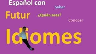 Испанский язык. Урок 26. Saber y conocer