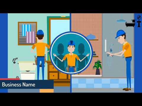 bathroom-remodeling-2d-animated-promo-video