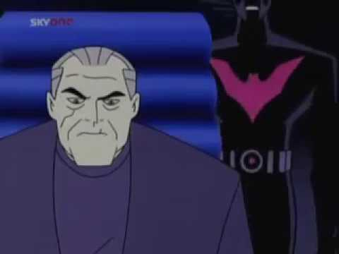Batman Beyond in The Zeta Project
