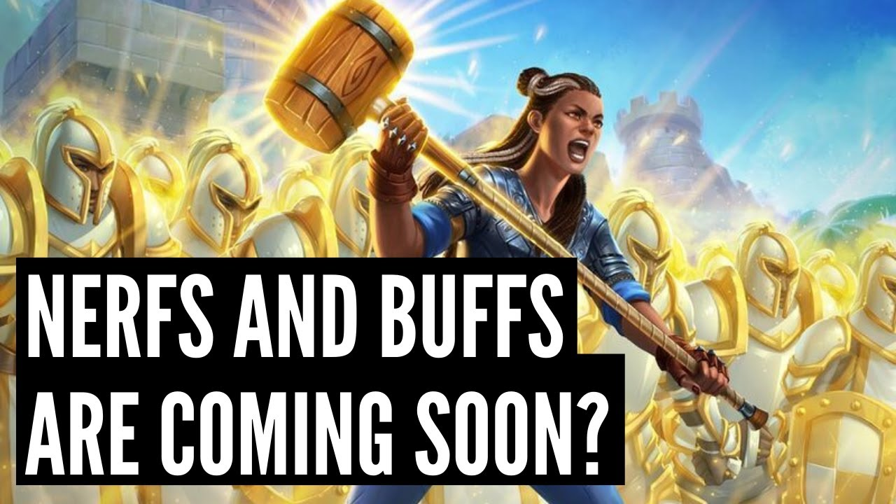 This Week in Hearthstone: More NERFS and BUFFS coming soon? Thijs continues to dominate at GM!