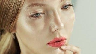 Макияж без Макияжа. Пошаговое обучение!(Бесплатное обучение визажу и макияжу здесь: http://http://goo.gl/eP3Ssc Как краситься на каждый день, как накладывать..., 2014-03-24T17:40:56.000Z)