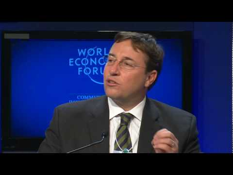 Davos Annual Meeting 2010 - Rethinking Trade and Climate Change