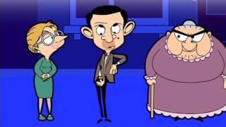 Animowany Jaś Fasola - Kręcimy film (Mr Beans)