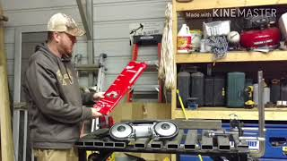 Download Portable Band Saw Review Bauer Harbor Freight Test
