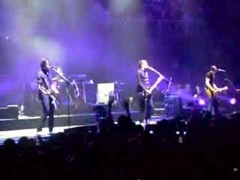 It's Beginning to Get to Me - Snow Patrol live in Belfast