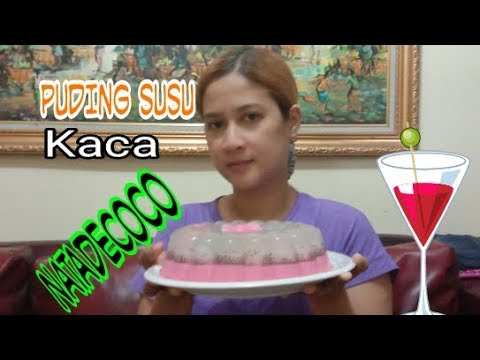PUDING SUSU KACA NATADE COCO