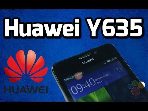 Huawei Ascend Y635, Review, análisis y características en Español.