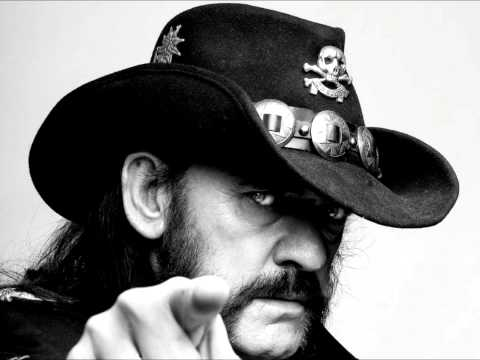 Lemmy  The Trooper Iron Maiden Cover