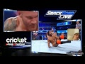 reaction to wwe smackdown live highlights enjoy