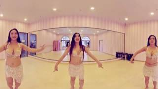 Download Tiny Tomato VR 360  Asian VR Girl - sexy dance nice ladys around 4K MP3 song and Music Video