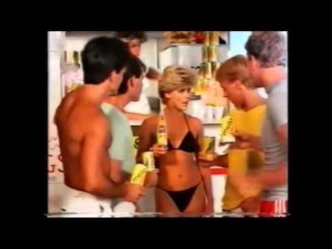 Mellow Yellow Commercial 1985