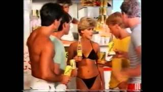 Mellow Yellow soft drink commercial Australia 1985. Classic cheesey...