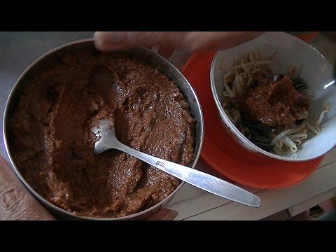 Jakarta Street Food  659 Tegal  Fermented Beancurd Soup Sauto Tegal BR TiVi 5187