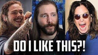 Post Malone and Ozzy Made a Song (Take What You Want) | Mike The Music Snob Reacts