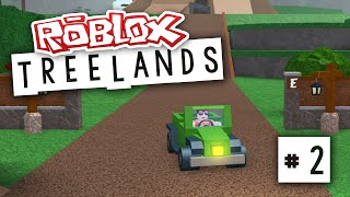 Treelands #2 - MY LITTLE CAR (Roblox Treelands)