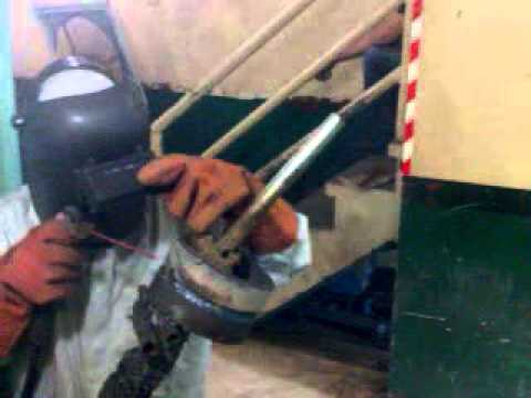 6g Pipe Welding Using Smaw