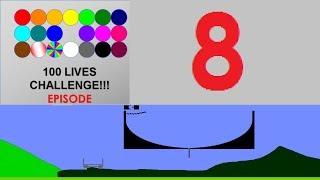 Marble Race - 100 Lives! Part 8