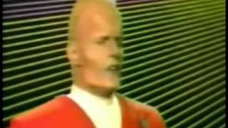 Max Headroom Cinemax William Shatner Interview