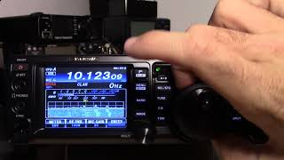 Yaesu FT-991a Review Overview Demonstration HF/VHF/UHF/C4FM