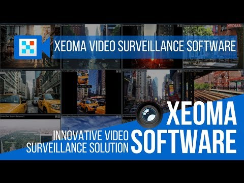 Xeoma Video Surveillance For Pc - Download For Windows 7,10 and Mac