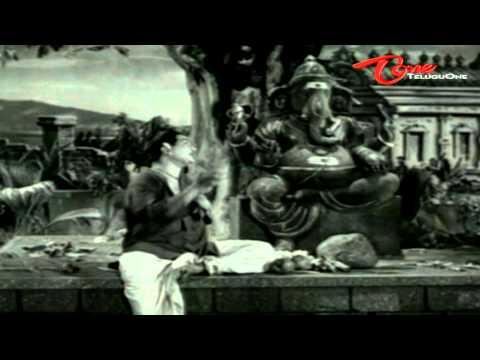 Kalasi Vunte Kaladu Sukham - Telugu Songs - Gana Naadhuni - NTR - Savitri