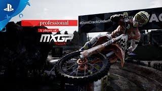 MXGP PRO – Announce Trailer | PS4