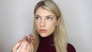 Новогодний макияж(В этом видео показываем как сделать красивый новогодний макияж. Предновогодний макияж. Сайт студии, распис..., 2016-11-29T17:29:46.000Z)