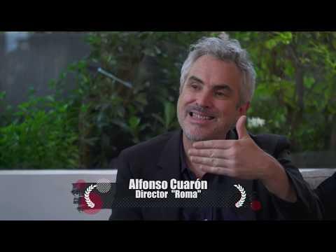 #Entrevista Alfonso Cuarón