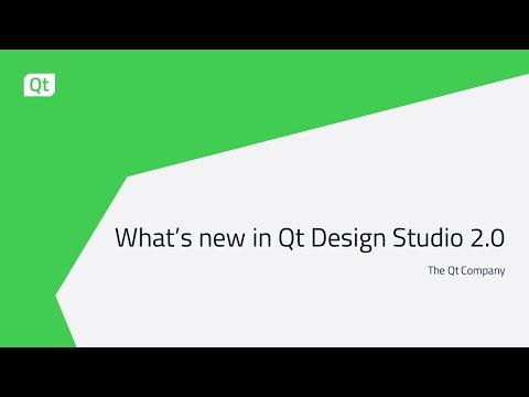 2D・3Dグラフィックスをシームレスに開発 ~Qt Design Studio 2.0~ 2D編