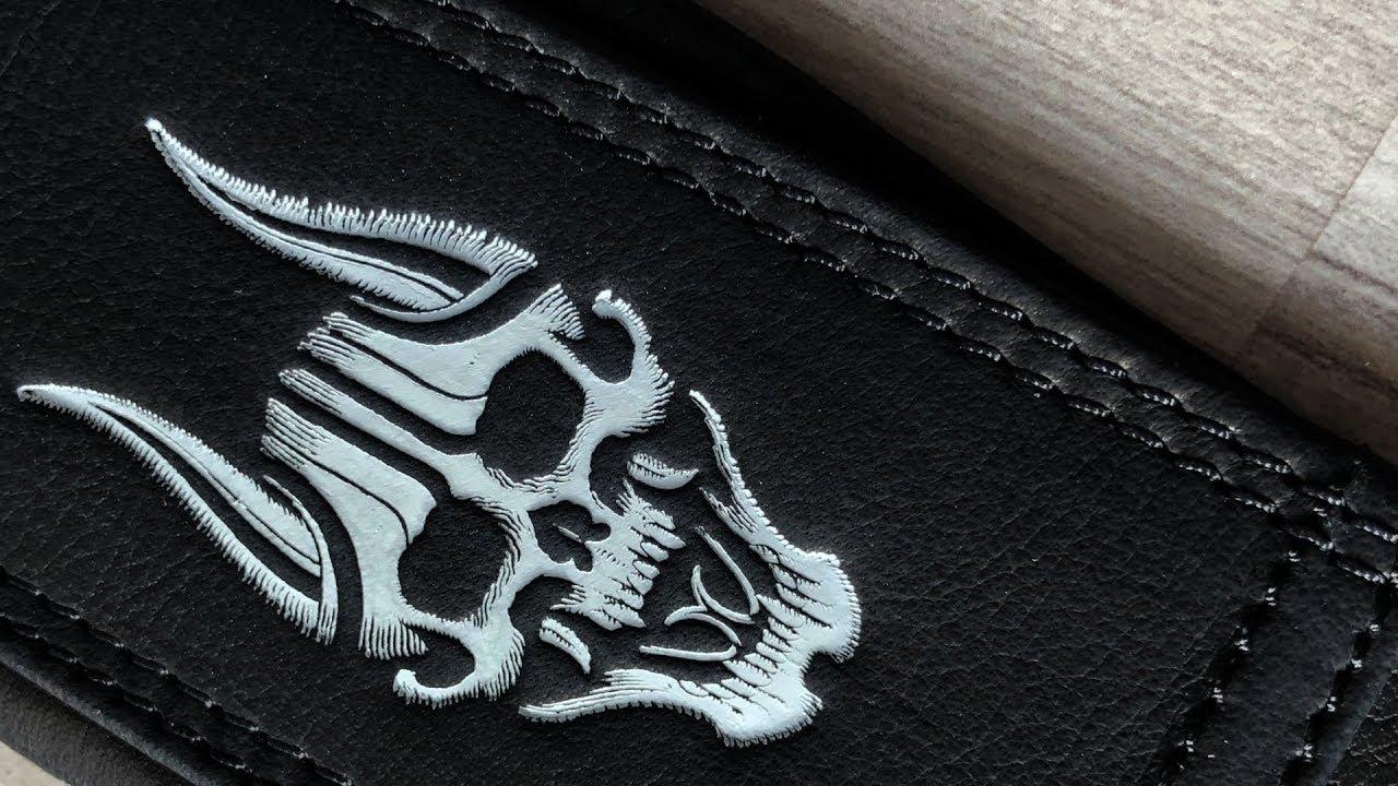 matthew kiichi heafy trivium mkh signature guitar straps youtube. Black Bedroom Furniture Sets. Home Design Ideas
