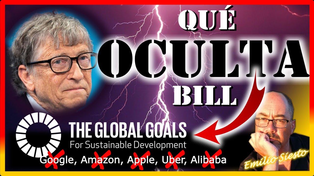 💥¿Qué OCULTA Bill Gates?// 👉3 RAZONES👈 por las que Bill Gates está vendiendo sus acciones