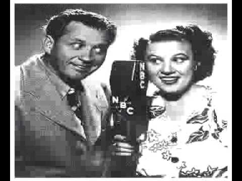 Fibber McGee & Molly radio show 1/13/48 Fibber Invents the Cartable Radio