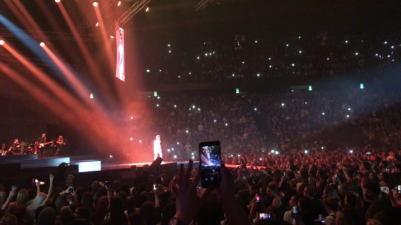 Ljuba Stankovic Cesarica Severina The Magic Tour Spaladium Arena Split 16 11 2019 Youtube