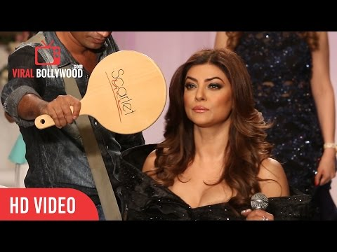 Sushmita Sen Full Speech | Showstopper | Rebecca Dewan Fashion Show