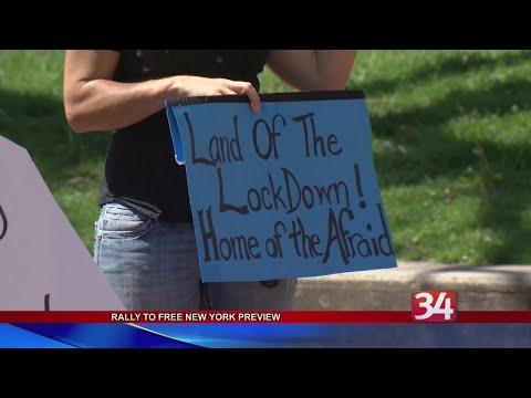 Binghamton Protest