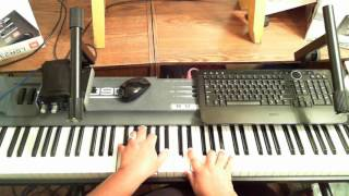 cry 4 u by jodeci piano tutorial