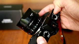 Fuji XF 18mm f/2 lens review with samples
